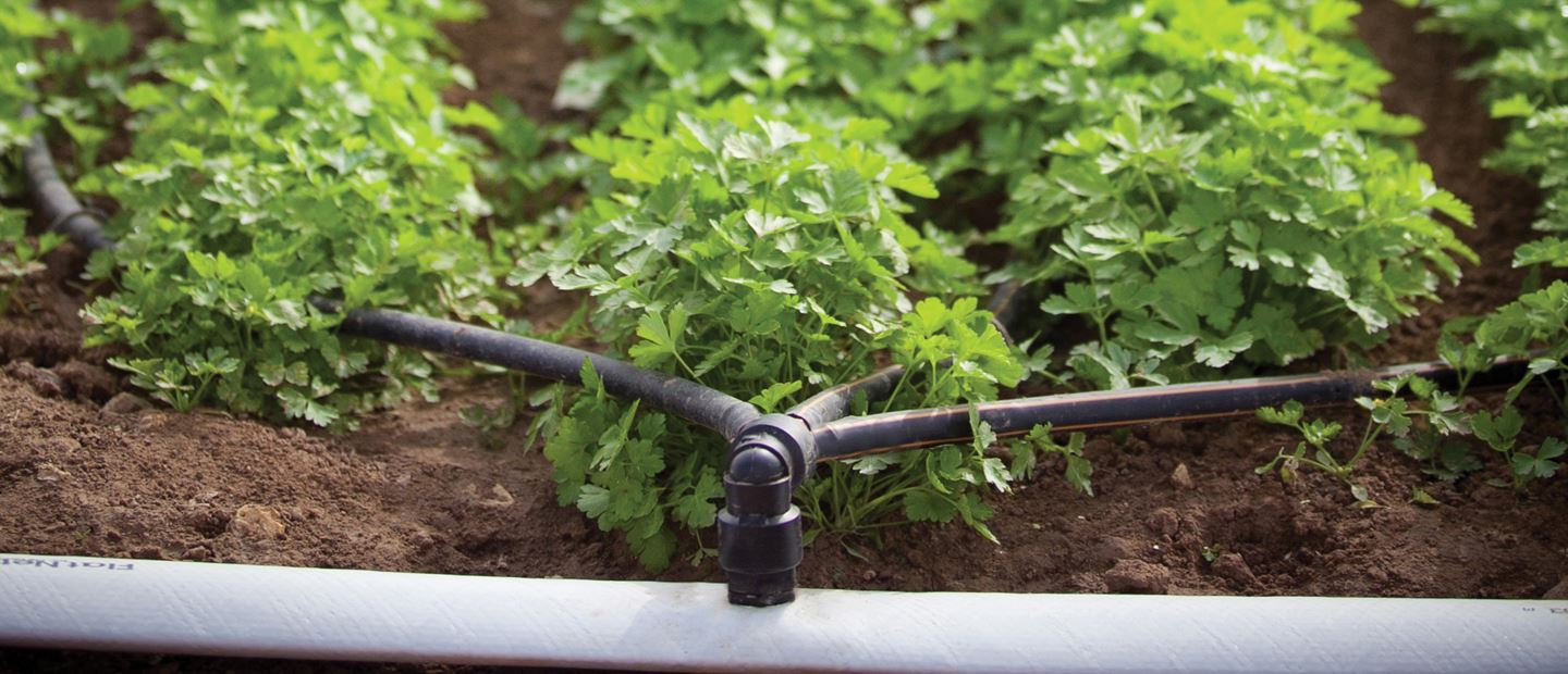 Products and services for precision irrigation