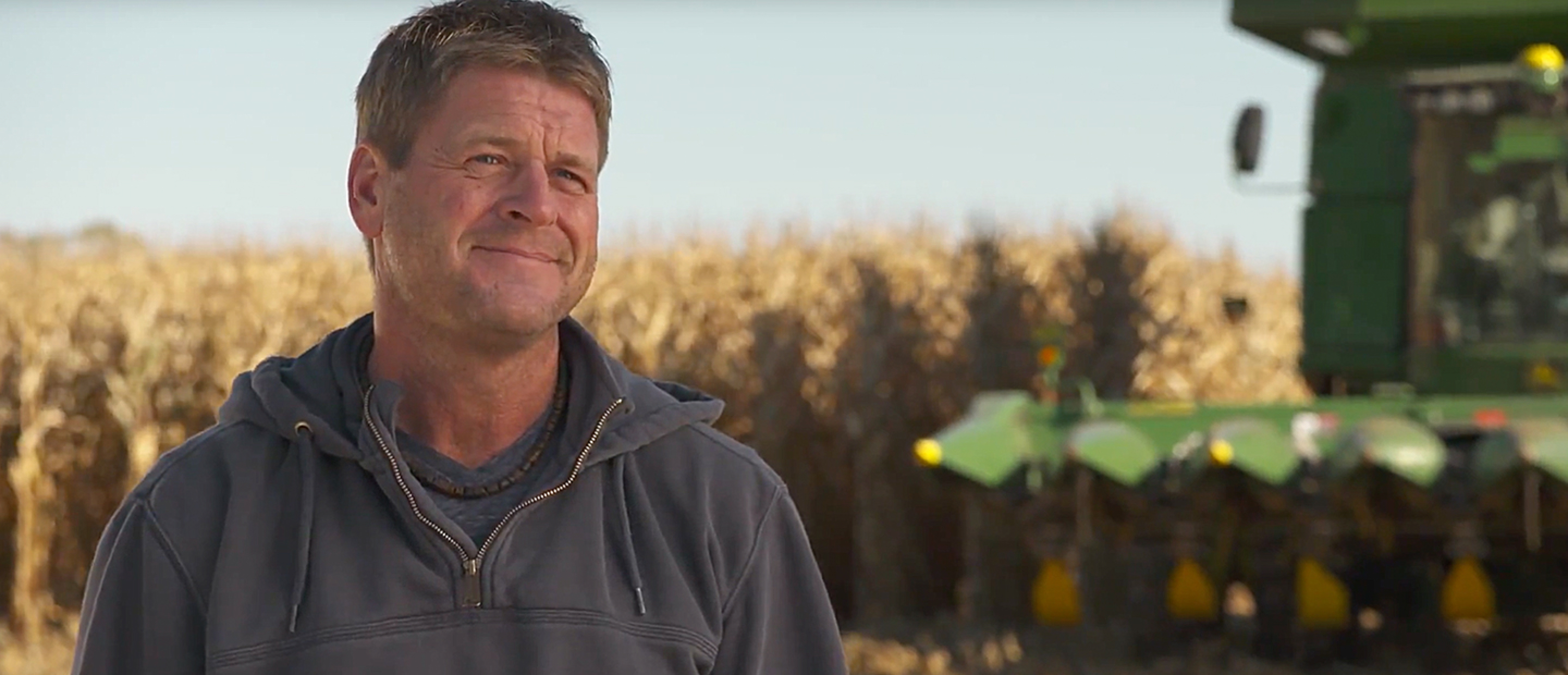 Netafim Drip Irrigation for Corn in USA: Dan Luepkes's story